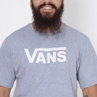 Camiseta Vans Classic Athletic Heather VNB00GGGATH