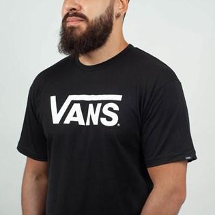 Camiseta Vans Classic Black VNB00GGGBLK