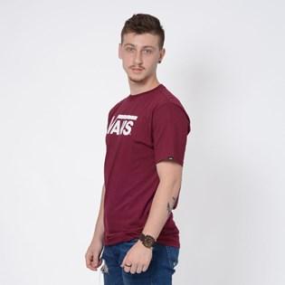 Camiseta Vans Classic Burgundy VNB00GGGBRG