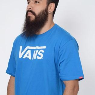 Camiseta Vans Classic Royal VNB00GGGKGG