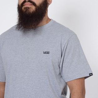 Camiseta Vans Core Basics Tee Authletic Heather VNB20K4UATJ