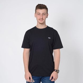 Camiseta Vans Core Basics Tee Black White VNB20K4UY28