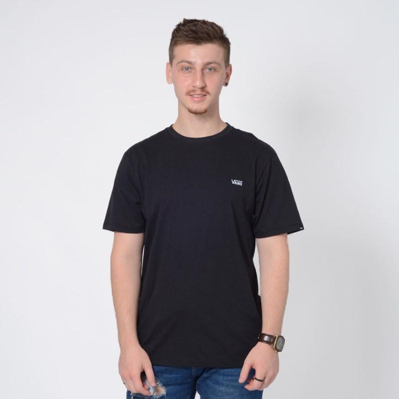 Camiseta Vans Core Basics Tee Black White VNB20K4UY28