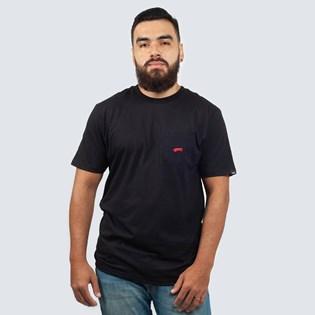 Camiseta Vans Everyday Pocket Tee II Black VNBA36IJBLK