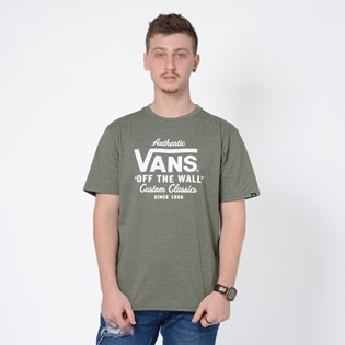 Camiseta Vans Holder Street II Olive Heather VNB236O12OH