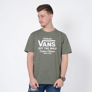 Camiseta Vans Holder Street II Olive Heather VNB236O12OH