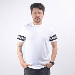 Camiseta Vans Masculina Anaheim Factory Og Skull Knit Crew White VN0A49S1WHT