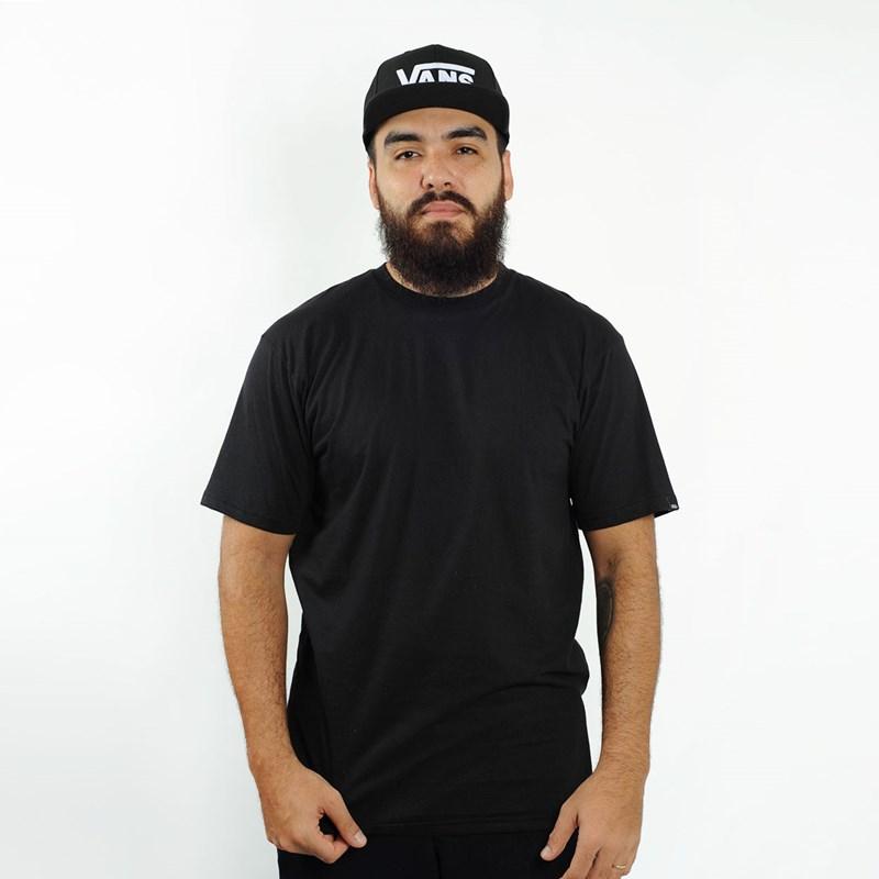 Camiseta Vans Masculina Classic Sk8 Ball II Black VNBA3VZXBLK