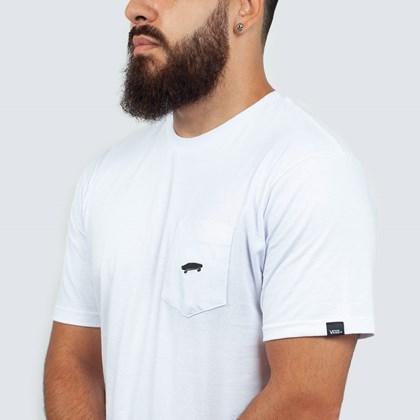 Camiseta Vans Masculina Everyday Pocket Tee II White VNBA36IJWHT