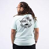 Camiseta Vans Masculina Mini Dual Palm III Bay VN0A3HOPN4T