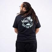 Camiseta Vans Masculina Mini Dual Palm III Black Bay VN0A3HOPZHQ