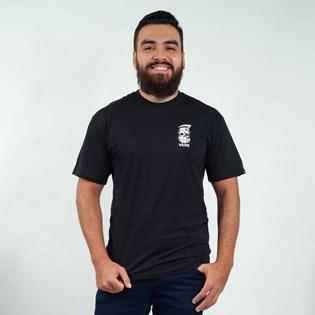Camiseta Vans Moonshine Black VNBA3W12BLK