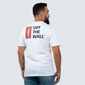 Camiseta Vans Off The Wall White VNB005Y0WHT