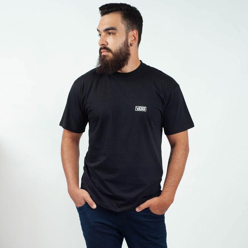 Camiseta Vans OTW Distort Black VNBA3VZUBLK
