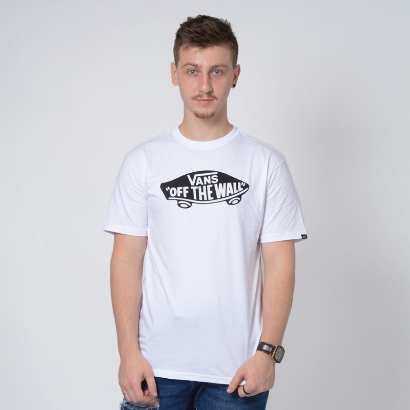 Camiseta Vans OTW White VNB00JAYYB2