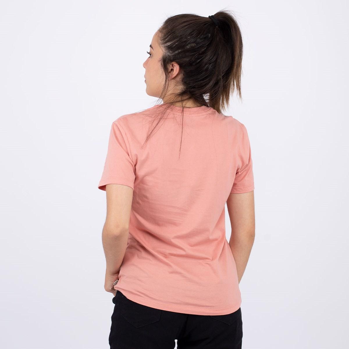 Camiseta Vans Roll Call Rose Dawn VN0A4SE8ZLS