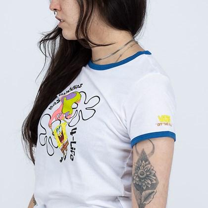 Camiseta Vans X Bob Esponja Squarepants Best Buddies 4 Life VN0A5GUUYZ0 Best