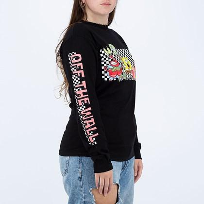 Camiseta Vans X Bob Esponja Squarepants Characters VN0A5KCSZAT
