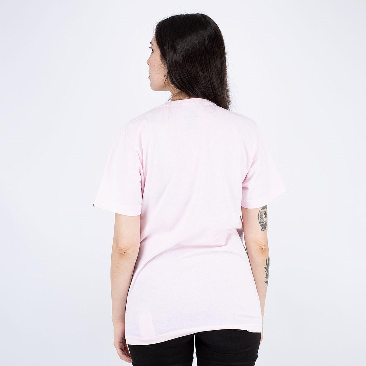 Camiseta Vans X Chris Johanson Powder Pink VN0A5EB5ZJY