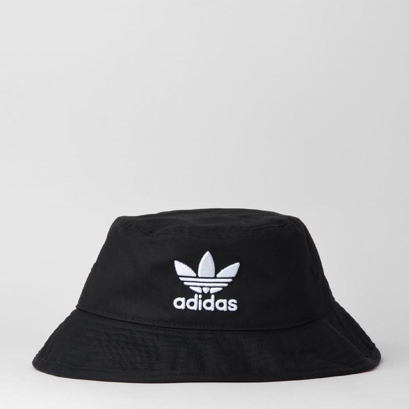 Chapéu Adidas Bucket Hat Ac Preto BK7345