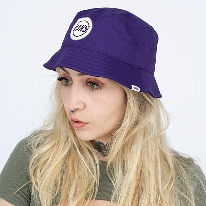 Chapéu Vans Hankley Bucket Violet Indigo VN0A3ILLSF5