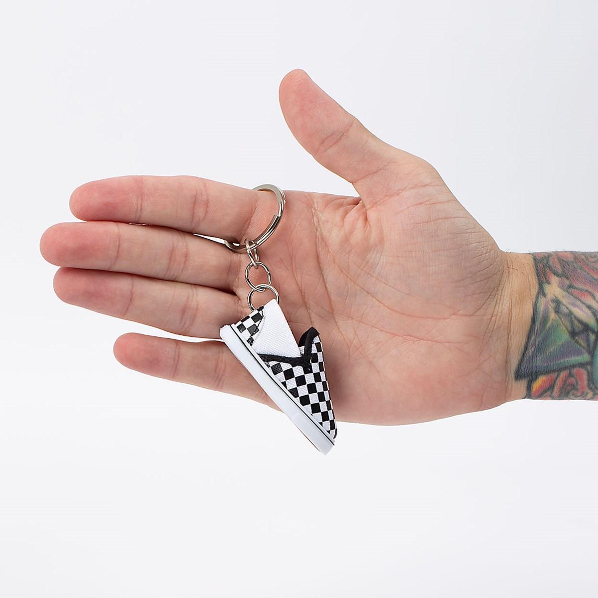 Chaveiro Vans Slip On Keychain Checkerboard VN000LPS705