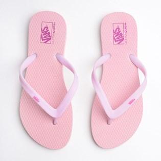 Chinelo Vans Feminino Makena Chalk Pink VN0A3MW6P29