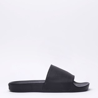 Chinelo Vans Slide On Feminino Black Black VNBW33TYLUL