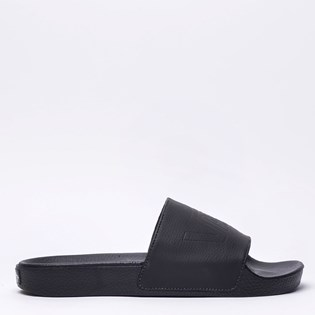 Chinelo Vans Slide On Masculino Black Black VNBM33TYLUL