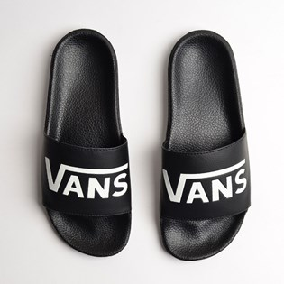 Chinelo Vans Slide On Masculino Black VN0004KIIX6
