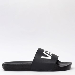 Chinelo Vans Slide On Masculino Black VNB004KIIX6