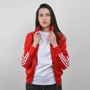 Jaqueta Adidas Feminina Firedird TT Vermelho ED7516