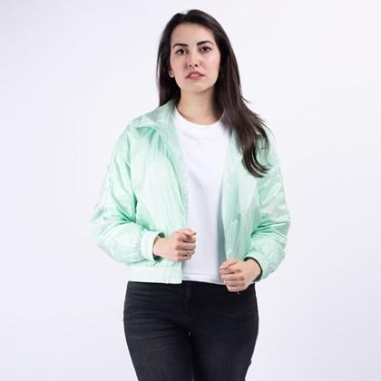 Jaqueta Puma Feminino Evide Jacket Mist Green 59632732