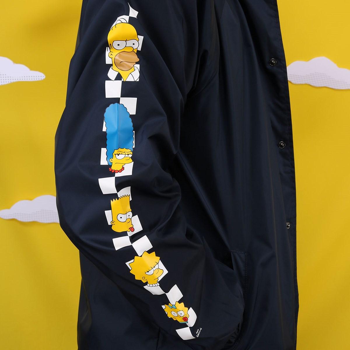 Jaqueta Vans The Simpsons Masculina Torrey Family VN0002MUZZZ