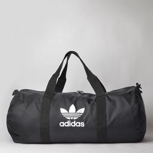 Mala Adidas Duffle AC Preto ED7392