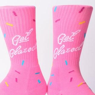Meia Stance Glazed Pink M556C18GLA-PNK