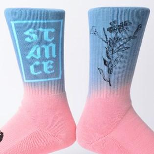 Meia Stance Goodbye Pink M556C18GOE-PNK