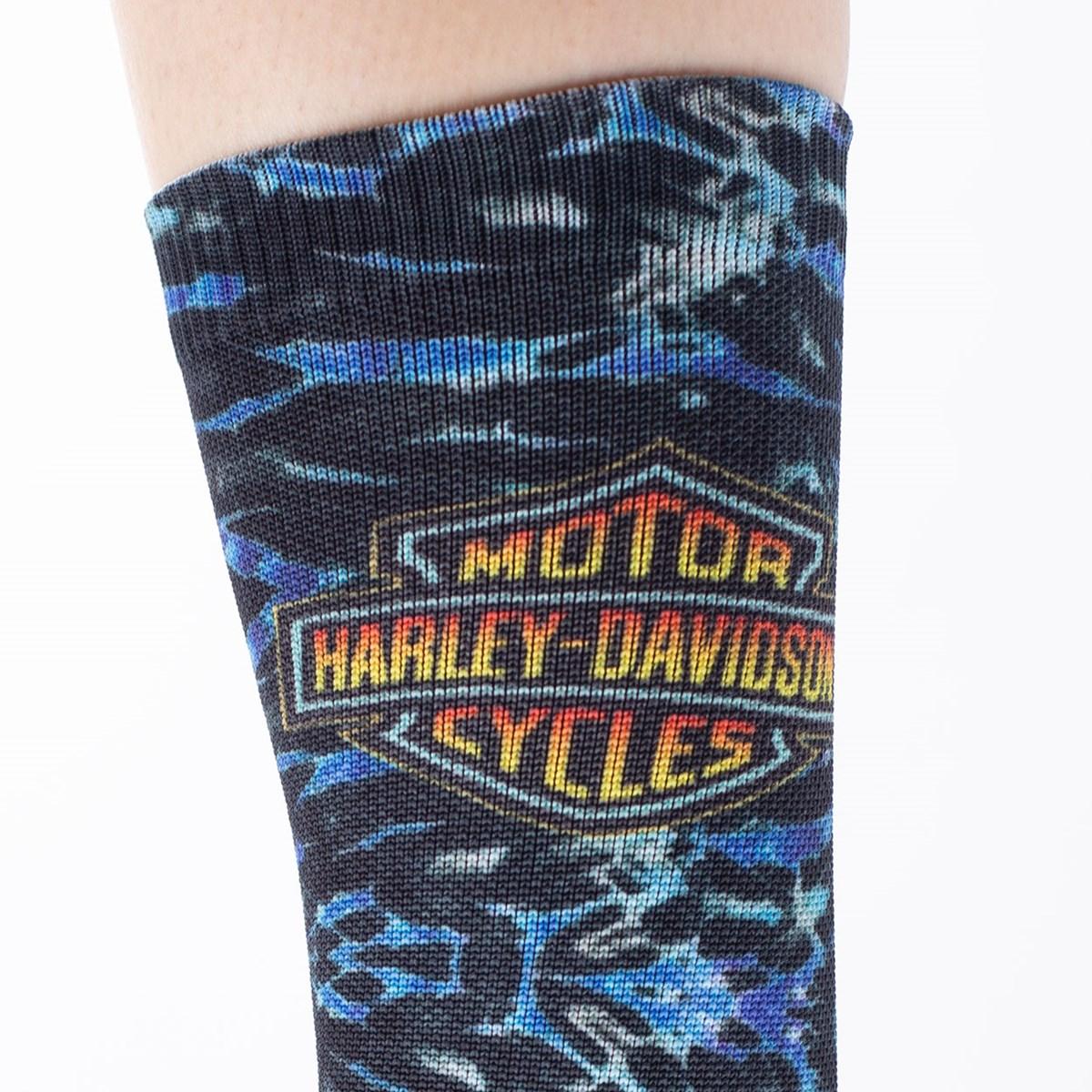 Meia Stance Harley Davidson Marble MC Multi U558D19HMM-MUL
