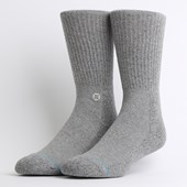 Meia Stance Icon Grey Heather M311D14ICO