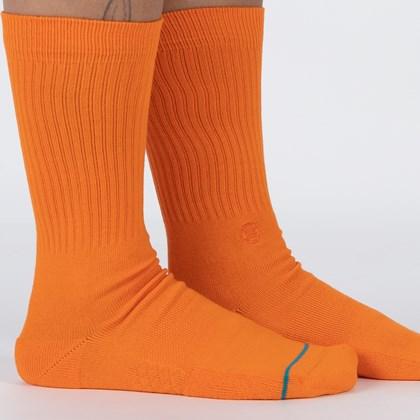 Meia Stance Icon Orange M311D14ICO-ORA