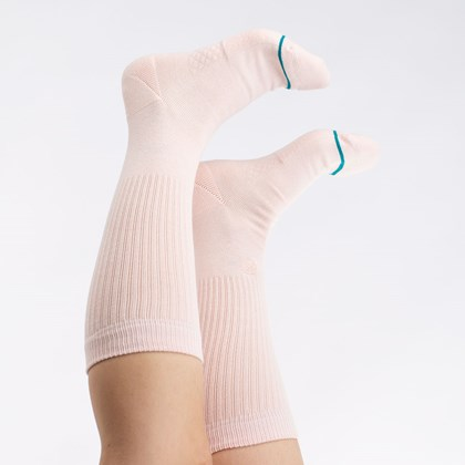 Meia Stance Icon Solids Pink M311D14ICO-PNK