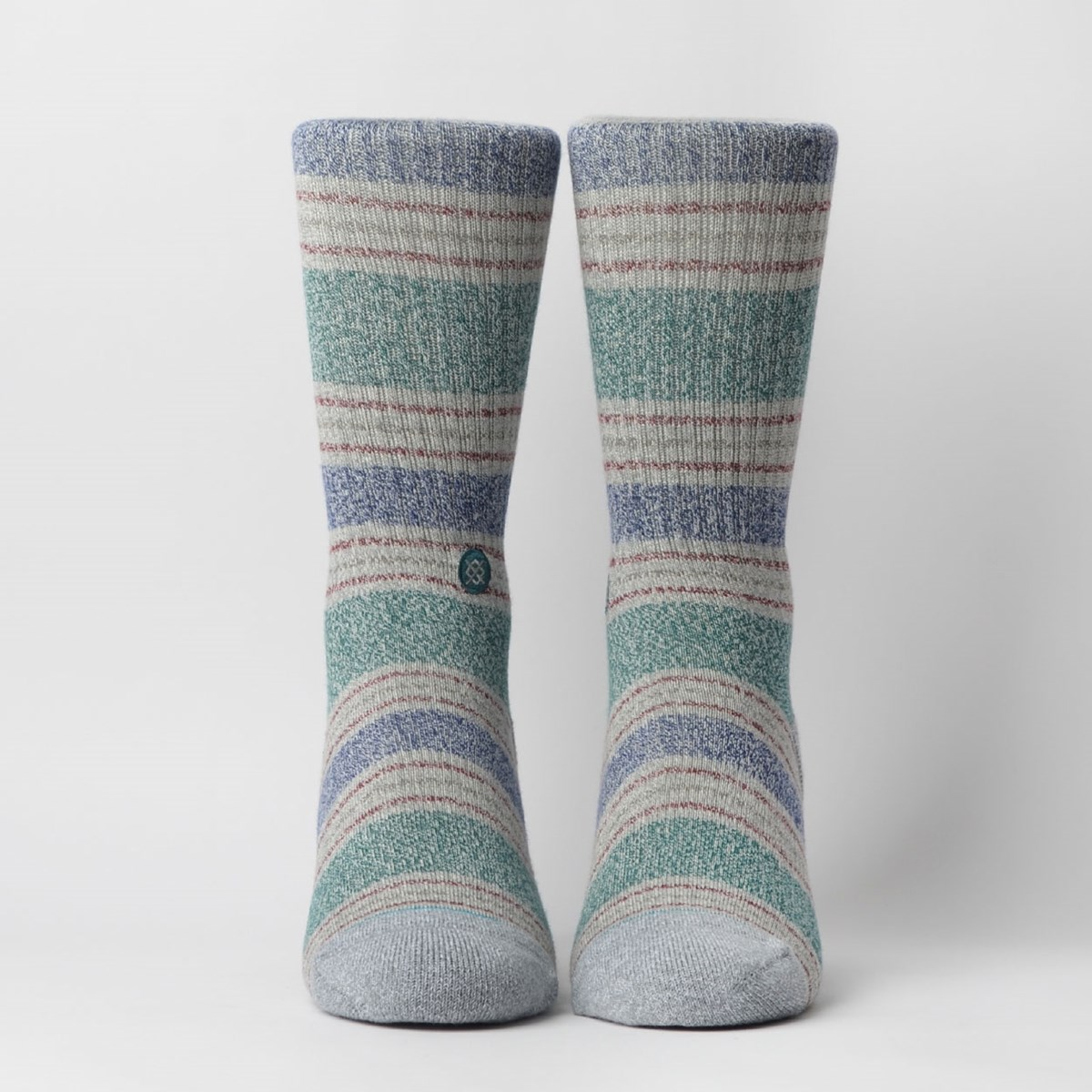 Meia Stance Leslee Butter Blend Grey M556C19LES-GRY