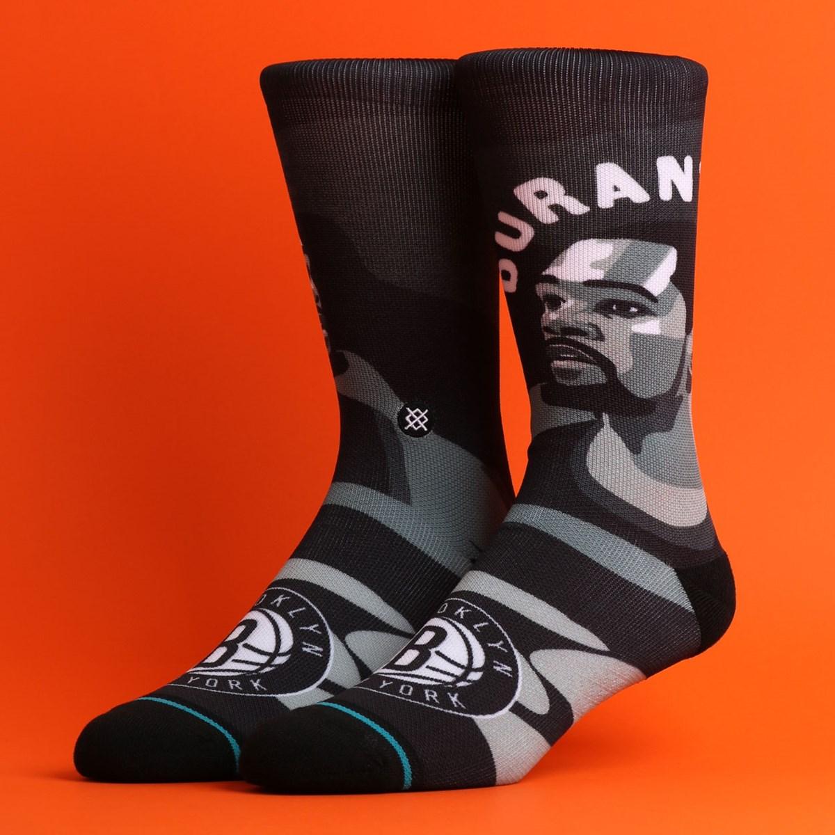 Meia Stance NBA Kevin Durant Black M558C19KEV-BLK