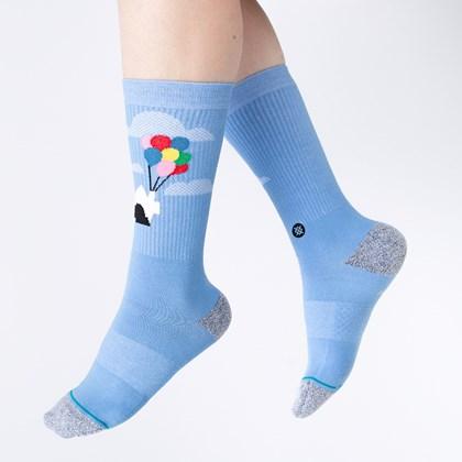 Meia Stance Pixar Up Infiknit Blue A546A20UPP-BLU