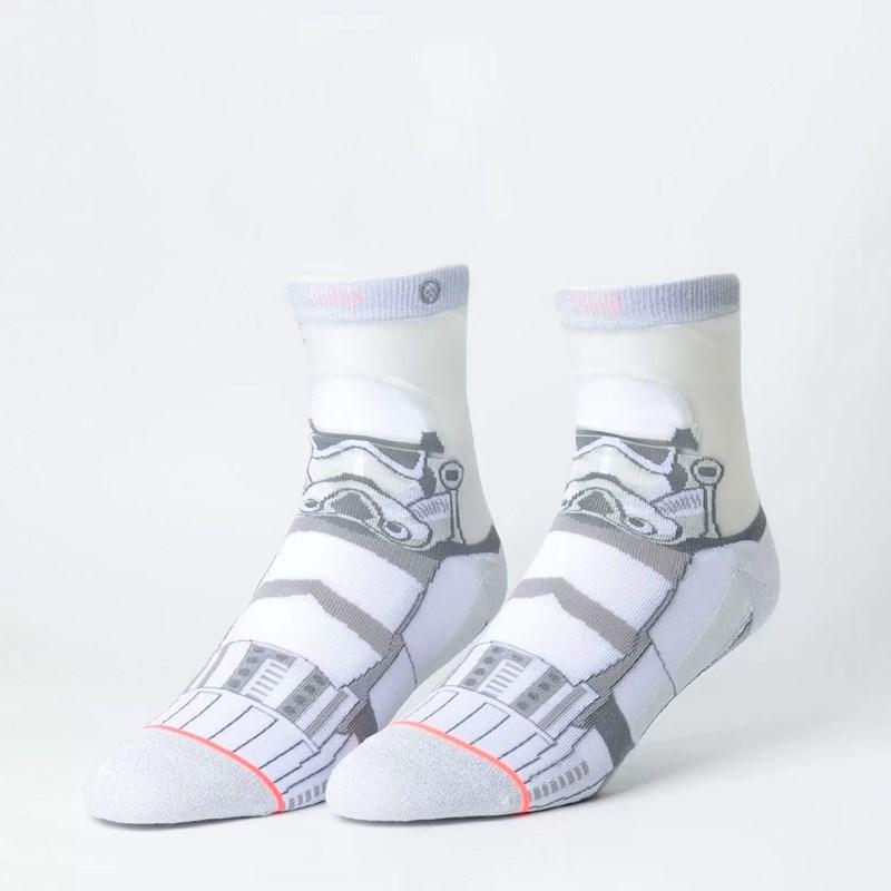 Meia Stance Star Wars Trooper White W319D18STO