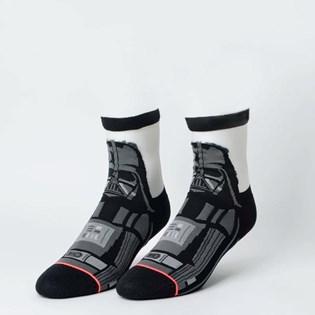 Meia Stance Star Wars Vader Black W319D18VAD