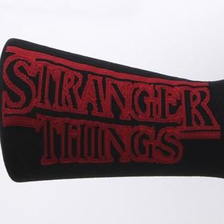 Meia Stance Stranger Things Preto Vermelho M545D17STN