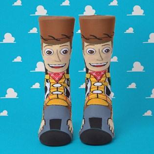 Meia Stance Toy Story Reach For The Sky Brown U545C19RFS-BRN