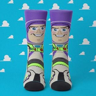 Meia Stance Toy Story To Infinity And Beyond Purple U545C19TIA-PUR