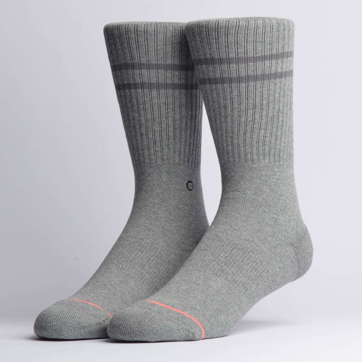 Meia Stance Vitality Heather grey W556A19VIT-HGR